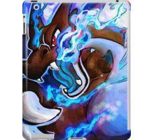 MEGA EVOLUTION! Charizard X  iPad Case/Skin