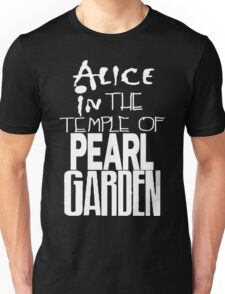 """ Alice in The Temple Of Pearl Garden"" Unisex T-Shirt"