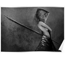 Knife in the Dark Poster