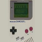 Tetris Gameboy iPhone 4/4s case by Jnhamilt