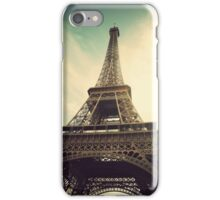 from Paris with LOVE iPhone Case/Skin
