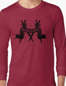 M for Moriarty Long Sleeve T-Shirt