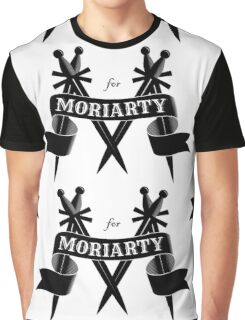 M for Moriarty Graphic T-Shirt