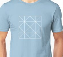 Heavy Rain Crease Pattern Unisex T-Shirt