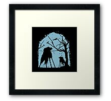 The Green Place Framed Print