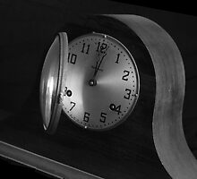 Tick tock, tick tock . . . time  is waiting . . . by Jan Clarke