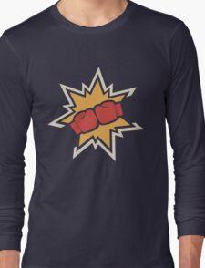 Nemesis! RED Long Sleeve T-Shirt