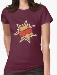 Nemesis! RED Womens Fitted T-Shirt