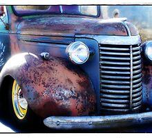 The Garage Pickup by Daniel Sawyer