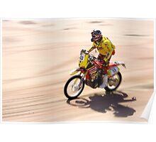 Dakar Peru 2012 Poster