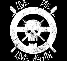 I live again by spazzynewton
