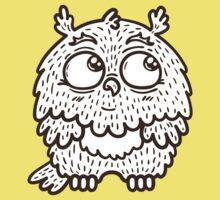 Baby owl. Kids Tee