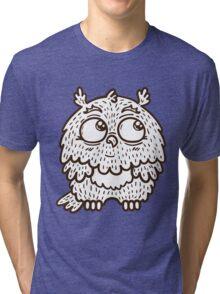 Baby owl. Tri-blend T-Shirt