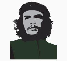 Che Guevara by Arsonista Gartzia