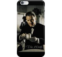 The Wolf - Pulp Fiction iPhone Case/Skin