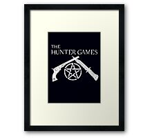 The Hunter Games Framed Print