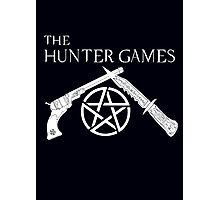 The Hunter Games Photographic Print