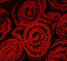 Crimson Swirls by arr333