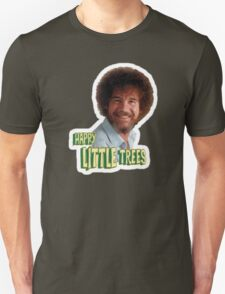 Bob Ross Happy little Trees T-Shirt