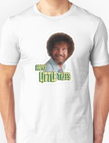 Bob Ross Happy little Trees T-Shirt