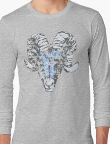 Blue Ram Vintage Long Sleeve T-Shirt