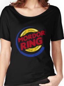 Mordor Ring  Women's Relaxed Fit T-Shirt