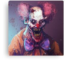 KLOWNTIME Canvas Print