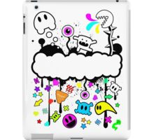 Trippy de-do-da iPad Case/Skin