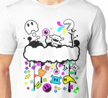 Trippy de-do-da Unisex T-Shirt