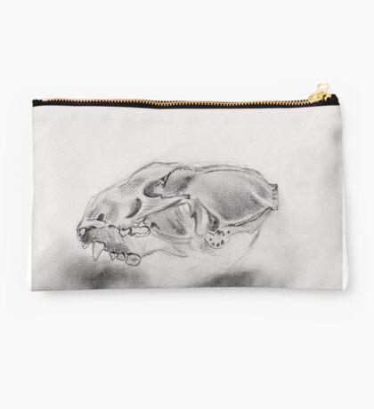 Animal Skull  Studio Pouch
