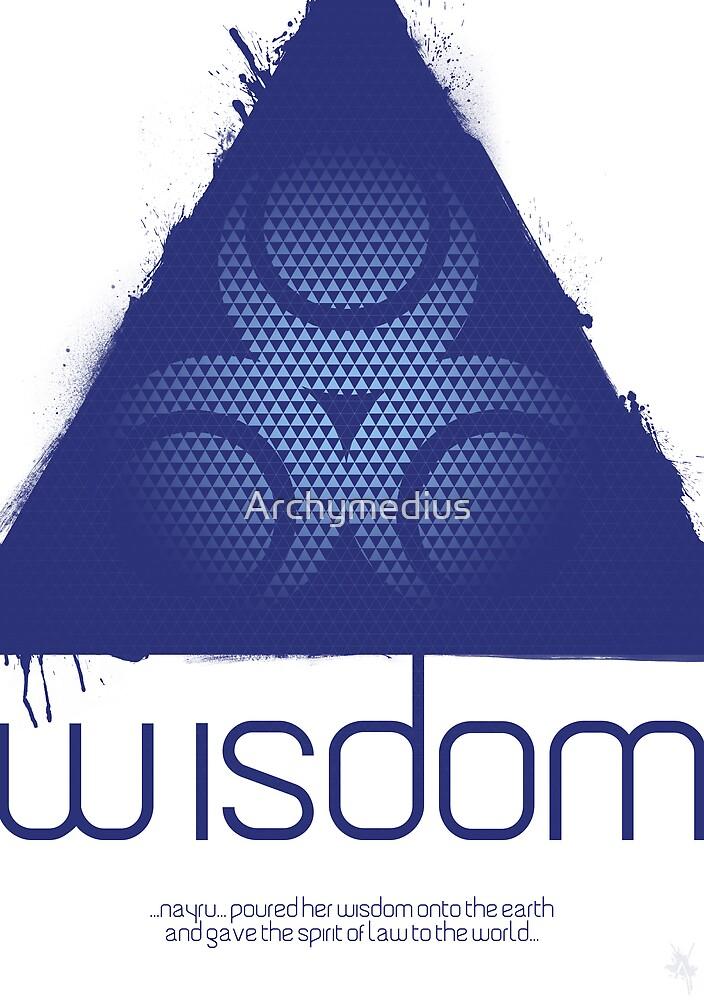 Forces - Wisdom by Archymedius
