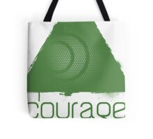 Forces - Courage Tote Bag
