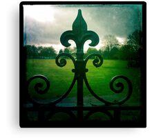 Cambridge Collection: Park Canvas Print