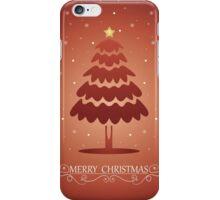 Christmas card 02 iPhone Case/Skin
