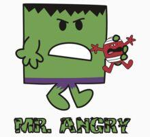 Mr Angry Baby Tee