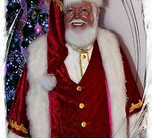 Christmas Card - Ho Ho Ho by Al Bourassa