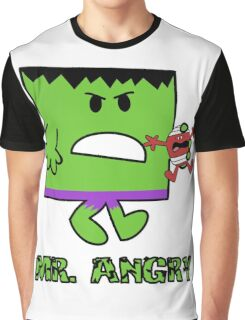 Mr Angry Graphic T-Shirt