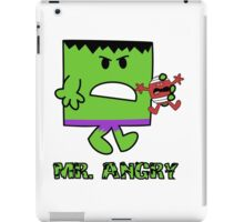 Mr Angry iPad Case/Skin