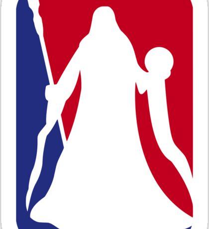 National Wizards League Sticker