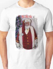 Christmas Card - Ho Ho Ho Unisex T-Shirt