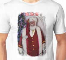 Christmas Card - Ho Ho Ho Unisex T-Shirt