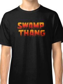 Swamp Thang Classic T-Shirt
