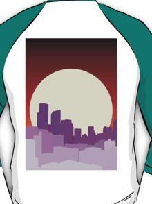 Purple City Nights T-Shirt