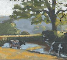 Brimley Farm by Janice Petitjean