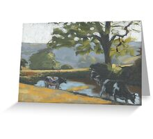 Brimley Farm Greeting Card