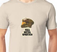 Halo: Full Metal Spartan Unisex T-Shirt