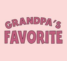 Grandpa's Favorite One Piece - Long Sleeve