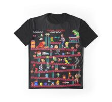 Donkey Kong etc. Graphic T-Shirt