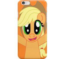 Applejack Hug iPhone Case/Skin