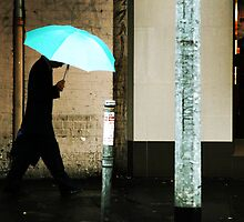 The Umbrella Man by Matthew Jones